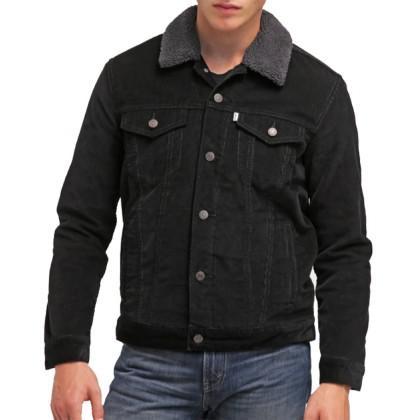 veste levis noir
