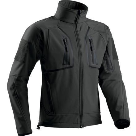 veste noir airsoft