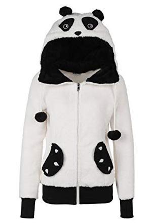 veste panda fille