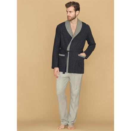 veste peignoir homme