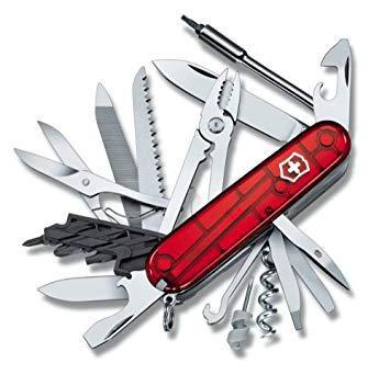 victorinox couteau suisse