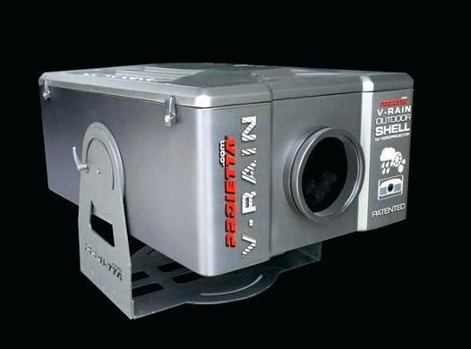 video projecteur exterieur