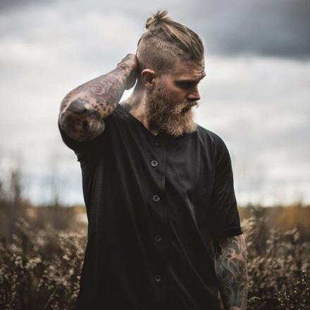 viking coupe de cheveux