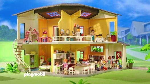 villa playmobil