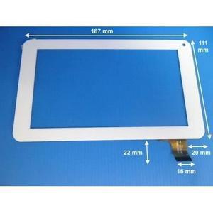 vitre tablette 7 pouces