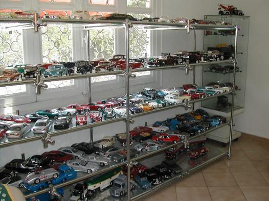 vitrine pour voiture miniature 1 18