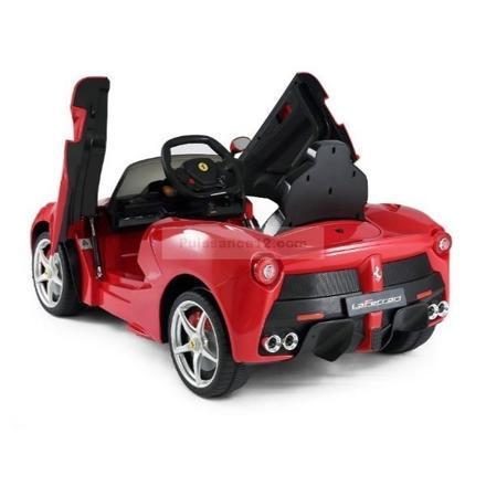 voiture electrique bebe avec telecommande parentale