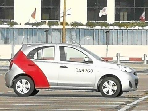 voiture futée