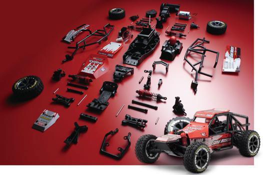 voiture rc kit