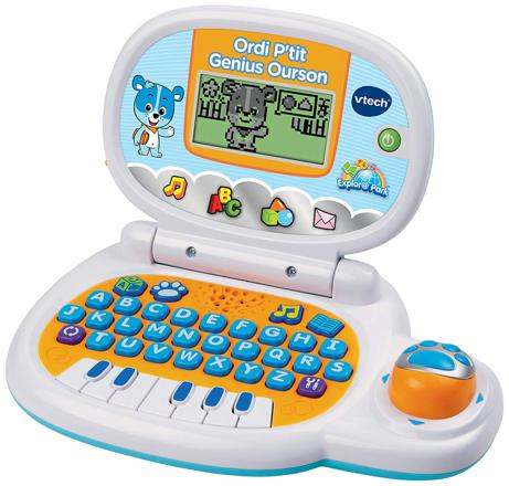vtech ordinateur genius