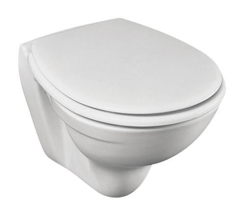 wc cuvette suspendue