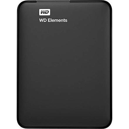 wd elements portable 2 to disque dur - externe (portable) usb 3.0 noir wdbu6y0020bbk