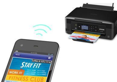 wifi direct imprimante