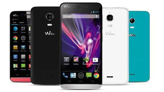 wiko compatible 4g
