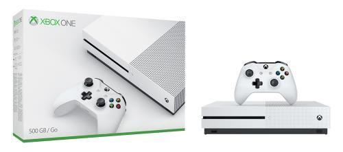 xbox one s blanche