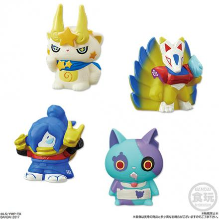yo kai watch figurine